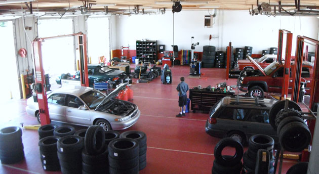Mr. Tire in Denver, NC | Tires, Brakes, Oil Changes & Auto ...